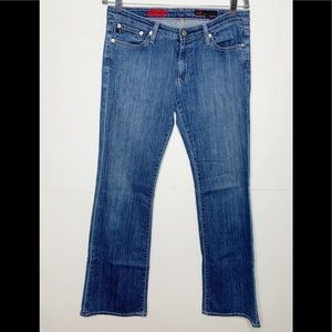 AG Adriano Goldschmied The Angel Flare Denim Jean